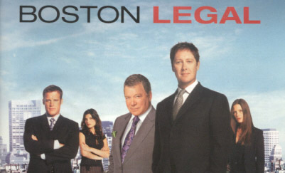 Boston Legal - Michael J. Fox