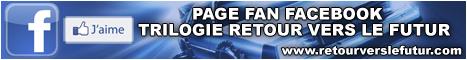 Une nouvelle page facebook TRILOGIE RETOUR VERS LE FUTUR. Un petit