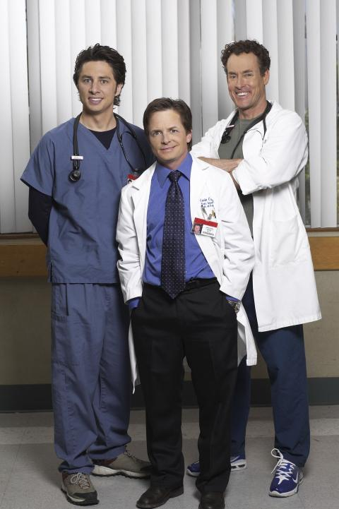 Scrubs - Michael J. Fox