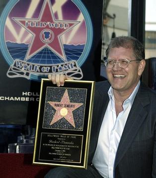 Zemeckis, walk of fame