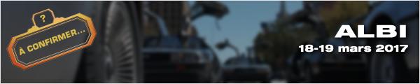 Sortie DeLorean Albi 2017