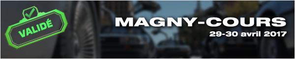 Sortie DeLorean Magny Cours 2017