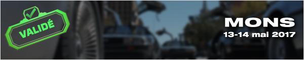 Sortie DeLorean Mons 2017