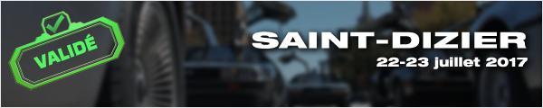 Sortie DeLorean Saint Dizier 2017