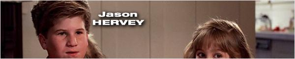 Filmographie et biographie de Jason Hervey