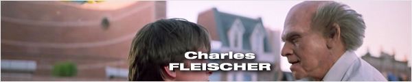 Filmographie et biographie de Charles Fleisher