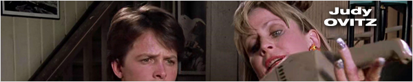 Filmographie et biographie de Judy Ovitz