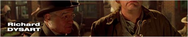 Filmographie et biographie de Richard Dysart