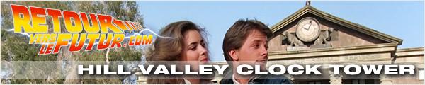 Lieu de tournage Retour vers le futur Hôtel de Ville Hill Valley