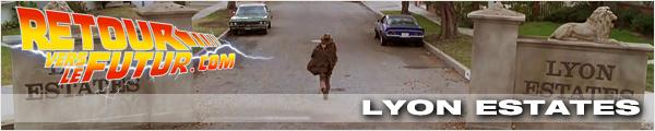 Lieu de tournage Retour vers le futur Lyon Estates