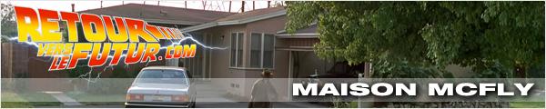 Lieu de tournage Retour vers le futur Maison des McFly