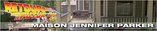 Lieu de tournage Retour vers le futur Maison de Jennifer Parker