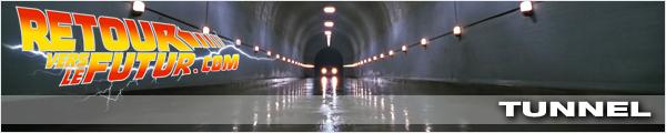 Lieu de tournage Retour vers le futur Course poursuite en hoverboard dans le tunnel