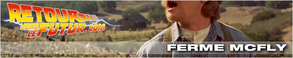 Lieu de tournage Retour vers le futur Ferme McFly