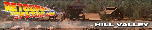 Lieu de tournage Retour vers le futur Hill Valley 1885