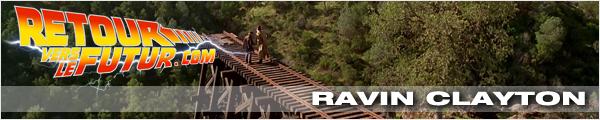 Lieu de tournage Retour vers le futur Ravin Shonash Clayton Eastwood