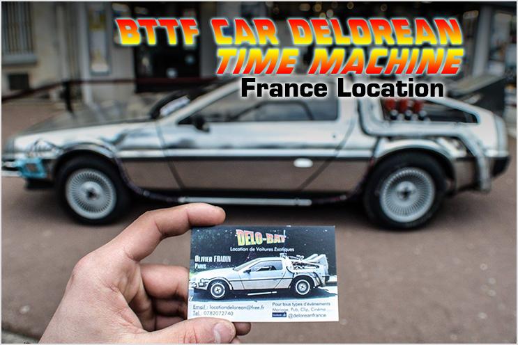 DeLorean France