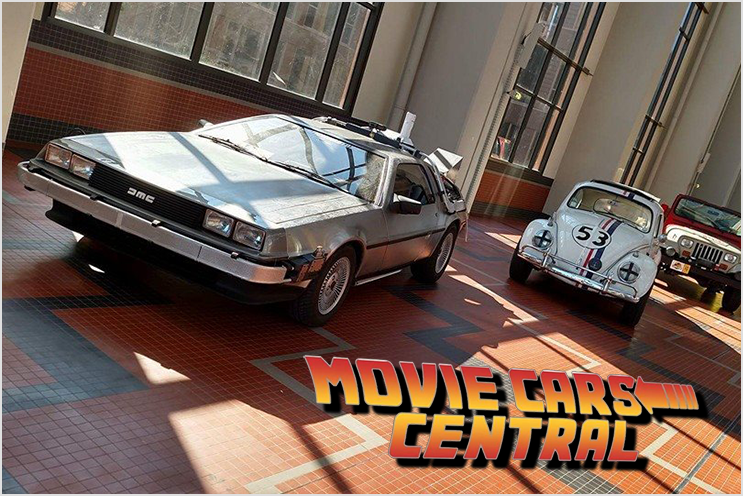 Movie Cars Central