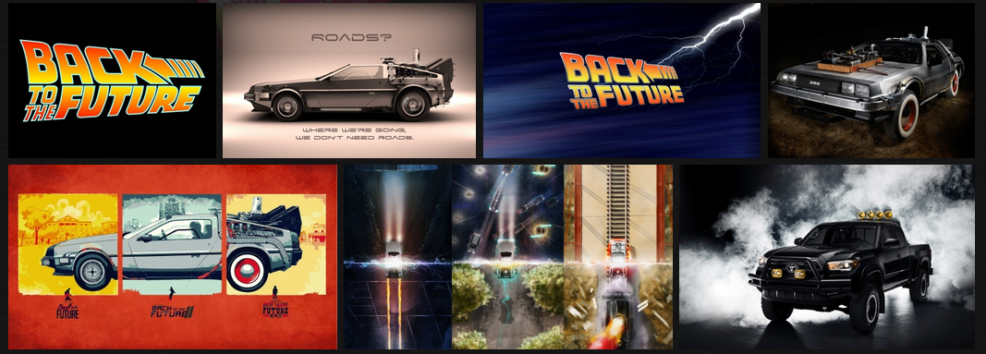 wallpapers bttf