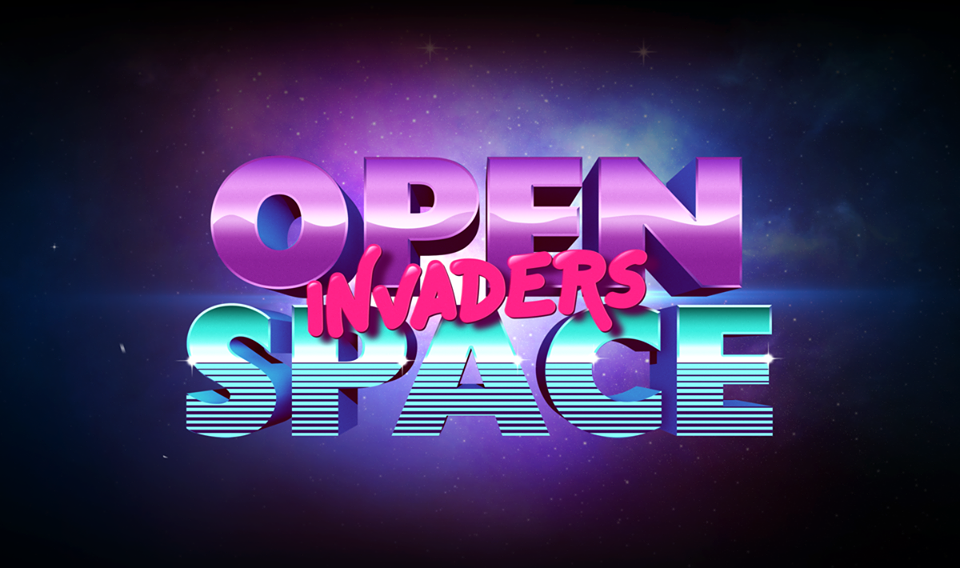 Open Space Invaders