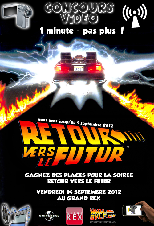 Concours de sc&eacute;narios Movie Cars Spin Off
